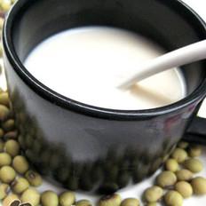 绿黄豆豆浆
