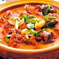 砂锅炖驴肉的做法大全