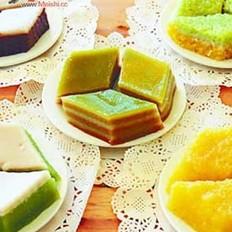 椰汁板蘭糕