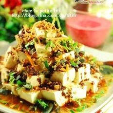 什锦凉拌豆腐
