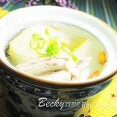 冬瓜排骨湯