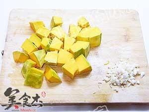 蚝油焖南瓜的做法大全
