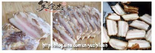 家常版回锅肉的做法图解