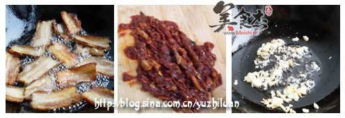 家常版回锅肉的家常做法