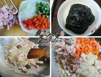 韩式炸酱面的家常做法