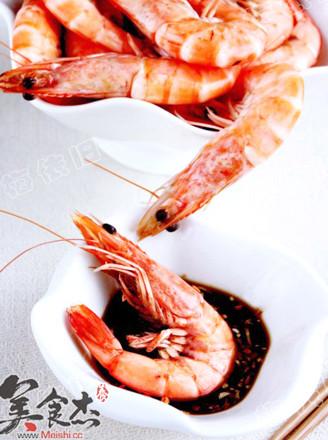 白灼基圍蝦的做法