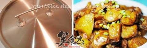 三黄鸡炖土豆的家常做法