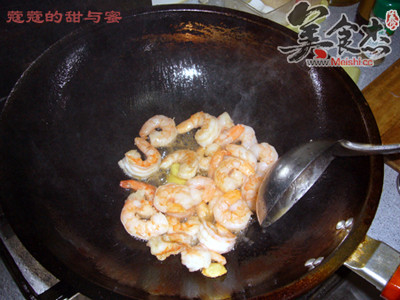 韭菜炒虾仁的做法大全