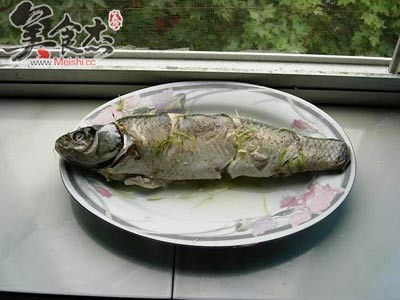 清蒸草鱼怎么煮