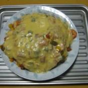 芝士鲜虾焗饭
