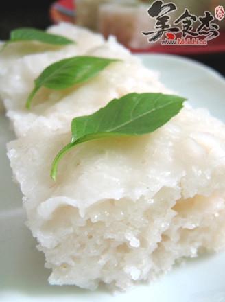 白糖糕的做法
