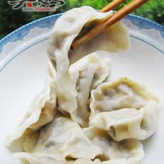 素三鲜猪肉水饺