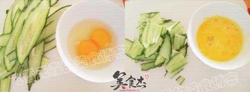 黄瓜鸡蛋汤的做法大全