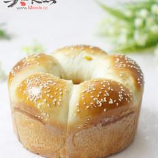 玉米粒皇冠面包