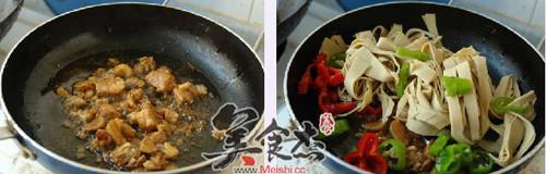 尖椒干豆腐的做法大全