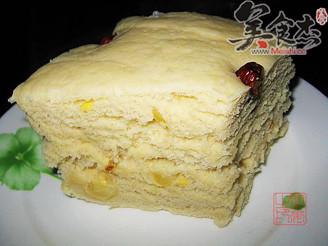 小米面發糕的做法