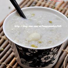 养肝绿豆汤&绿豆百合粥