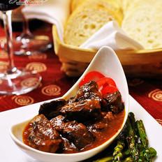 简易版红酒炖牛肉