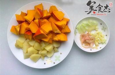 土豆炖南瓜的做法大全