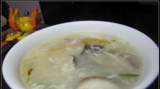 香菇鲜疏汤的做法