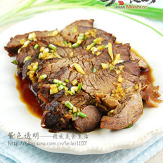 巧做酱牛肉