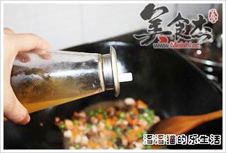 五彩豆腐羹的简单做法