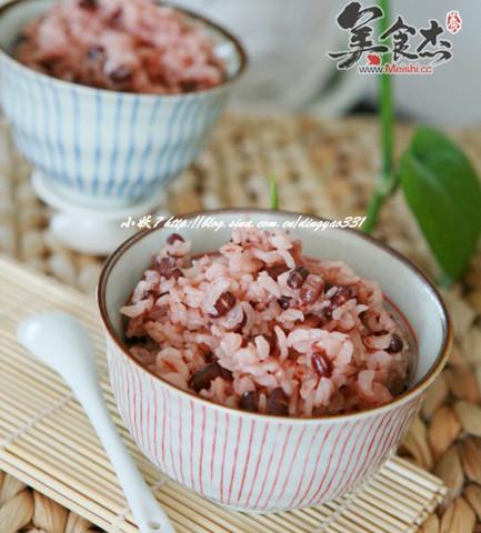 日本红豆饭的做法大全