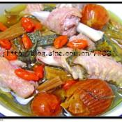 梅菜鸭汤的做法
