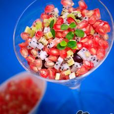 雙果石榴沙拉