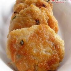 莲藕蒸肉饼+香煎藕饼