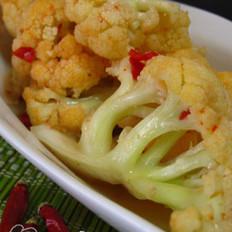 韓國花椰菜辣泡菜
