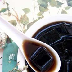 蜂蜜龟苓膏的做法