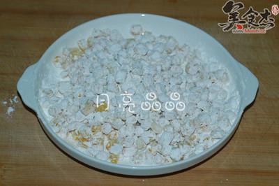 金沙玉米的做法图解