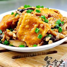 红烧锅蹋豆腐