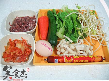 韩式石锅拌饭的做法大全