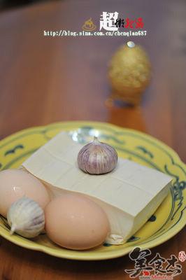 豆腐炒鸡蛋的做法大全