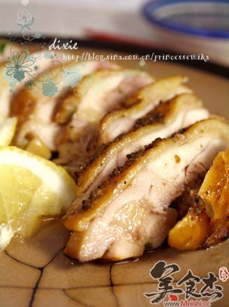 麻香红茶熏鸡的做法