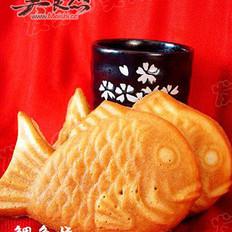 DIY日式鲷鱼烧