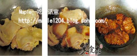 日式照烧鸡腿饭的做法图解