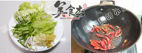 四川水煮肉的简单做法