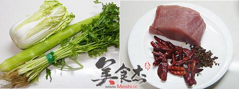 四川水煮肉的做法大全