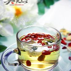 清肝明目枸杞茶