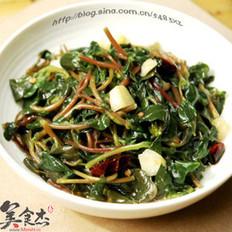 防癌长寿菜