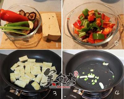 干锅豆腐的做法大全