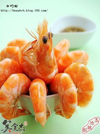 美味白灼虾的做法