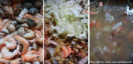 海鲜粉干的做法大全