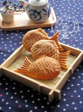 鯛魚燒的做法