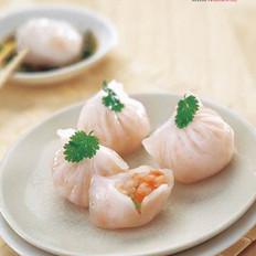 薄皮鲜虾饺