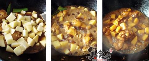 土豆炖翅根的家常做法