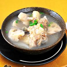 大棒骨莲藕汤